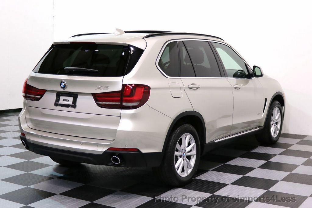 2015 BMW X5 CERTIFIED X5 xDRIVE35i AWD CAMERA NAVIGATION - 17143764 - 3