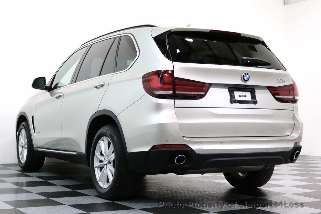 2015 BMW X5 CERTIFIED X5 xDRIVE35i AWD CAMERA NAVIGATION - 17143764 - 39