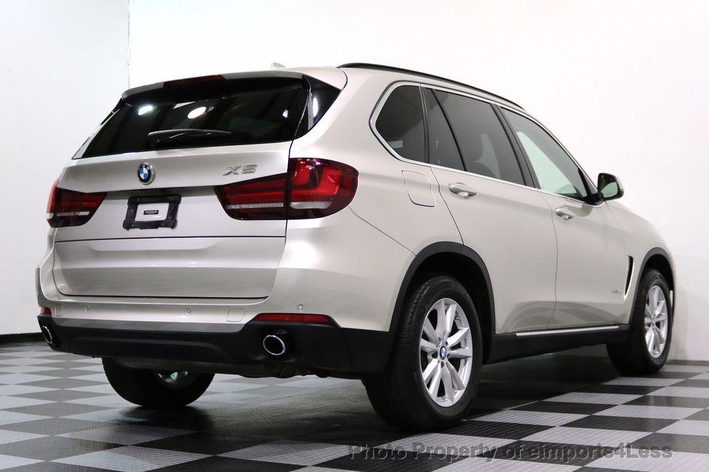 2015 BMW X5 CERTIFIED X5 xDRIVE35i AWD CAMERA NAVIGATION - 17143764 - 40
