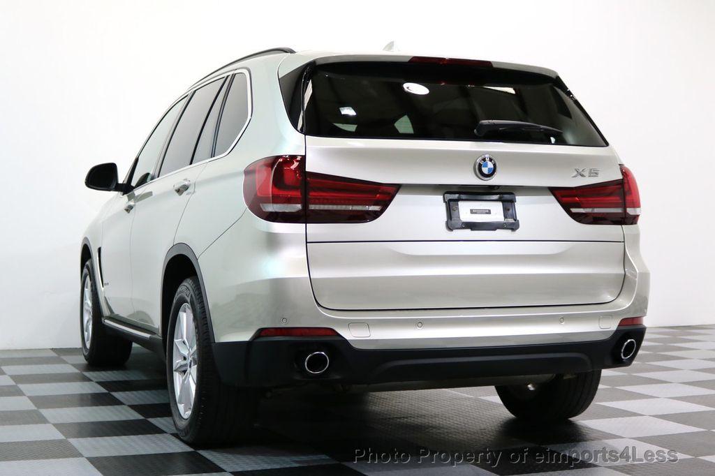 2015 BMW X5 CERTIFIED X5 xDRIVE35i AWD CAMERA NAVIGATION - 17143764 - 42