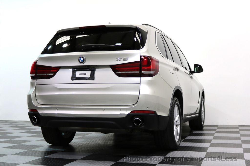 2015 BMW X5 CERTIFIED X5 xDRIVE35i AWD CAMERA NAVIGATION - 17143764 - 43