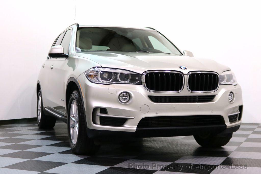 2015 BMW X5 CERTIFIED X5 xDRIVE35i AWD CAMERA NAVIGATION - 17143764 - 44