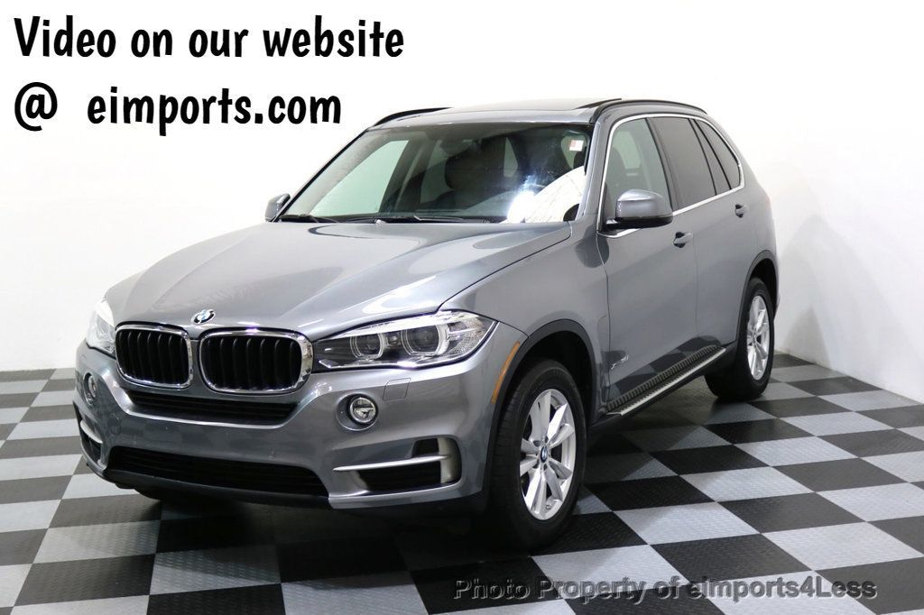 2015 BMW X5 CERTIFIED X5 xDRIVE35i AWD CAMERA NAVIGATION - 17401910 - 0