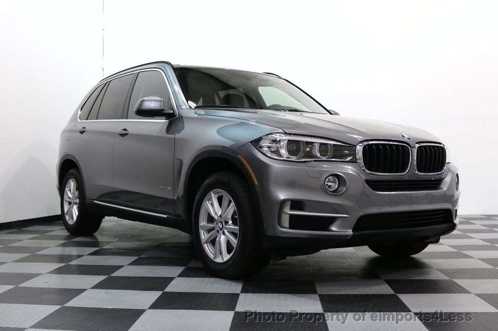2015 BMW X5 CERTIFIED X5 xDRIVE35i AWD CAMERA NAVIGATION - 17401910 - 15
