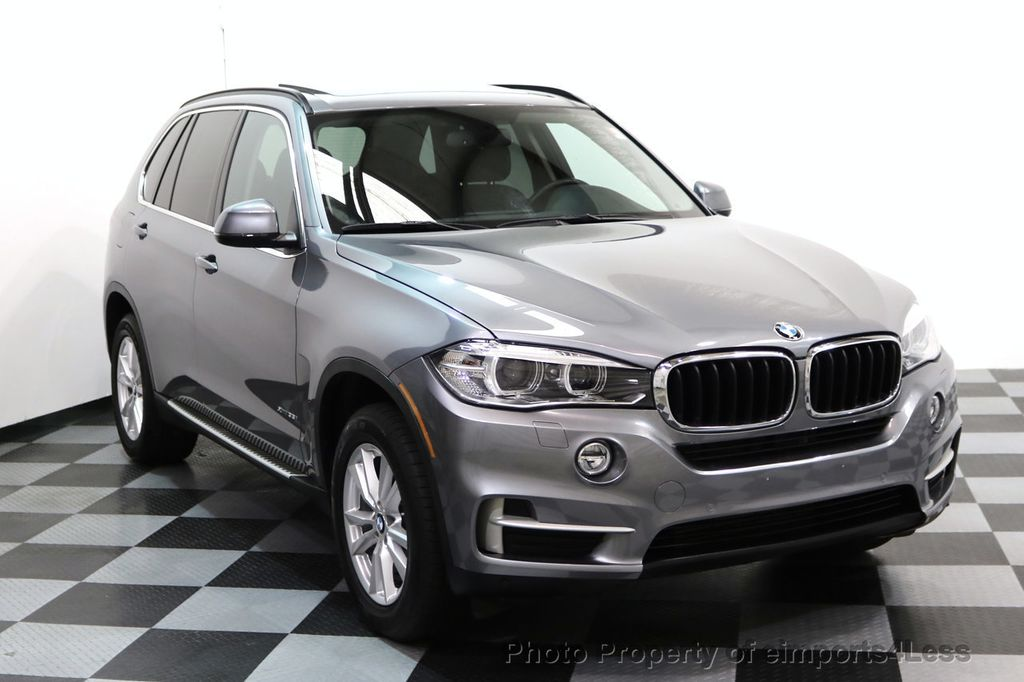 2015 BMW X5 CERTIFIED X5 xDRIVE35i AWD CAMERA NAVIGATION - 17401910 - 1