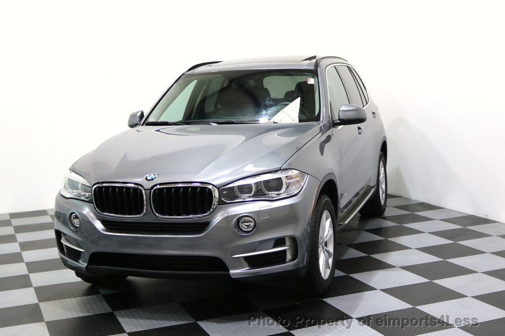 2015 BMW X5 CERTIFIED X5 xDRIVE35i AWD CAMERA NAVIGATION - 17401910 - 27