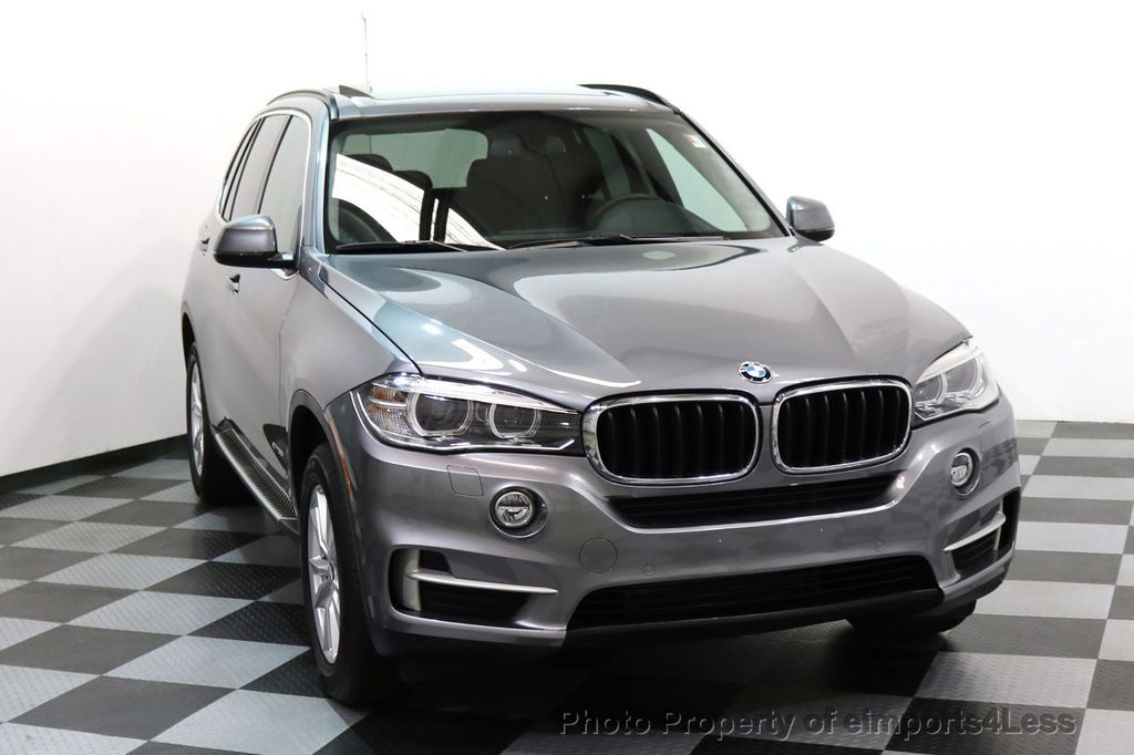 2015 BMW X5 CERTIFIED X5 xDRIVE35i AWD CAMERA NAVIGATION - 17401910 - 28