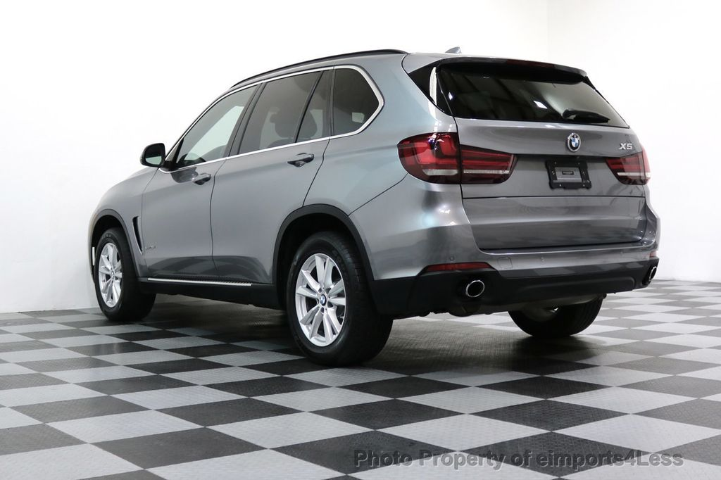 2015 BMW X5 CERTIFIED X5 xDRIVE35i AWD CAMERA NAVIGATION - 17401910 - 29