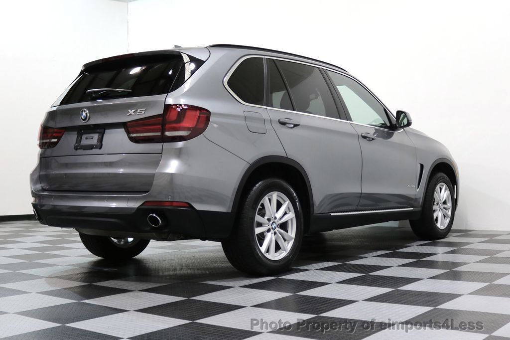 2015 BMW X5 CERTIFIED X5 xDRIVE35i AWD CAMERA NAVIGATION - 17401910 - 31
