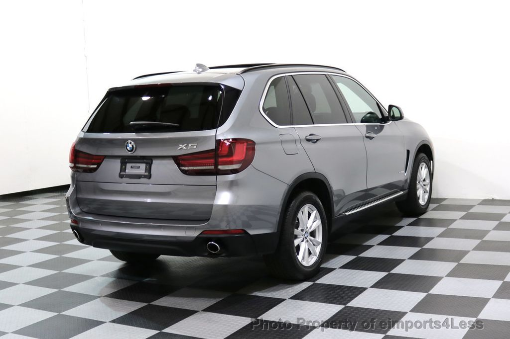 2015 BMW X5 CERTIFIED X5 xDRIVE35i AWD CAMERA NAVIGATION - 17401910 - 3