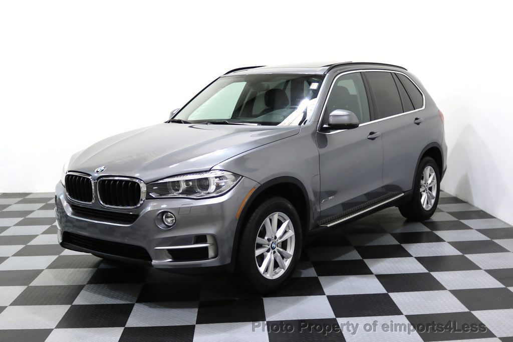 2015 BMW X5 CERTIFIED X5 xDRIVE35i AWD CAMERA NAVIGATION - 17401910 - 43