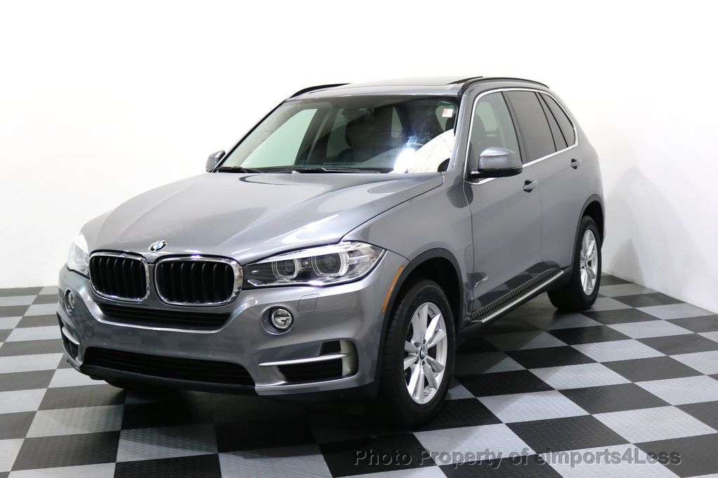 2015 BMW X5 CERTIFIED X5 xDRIVE35i AWD CAMERA NAVIGATION - 17401910 - 44