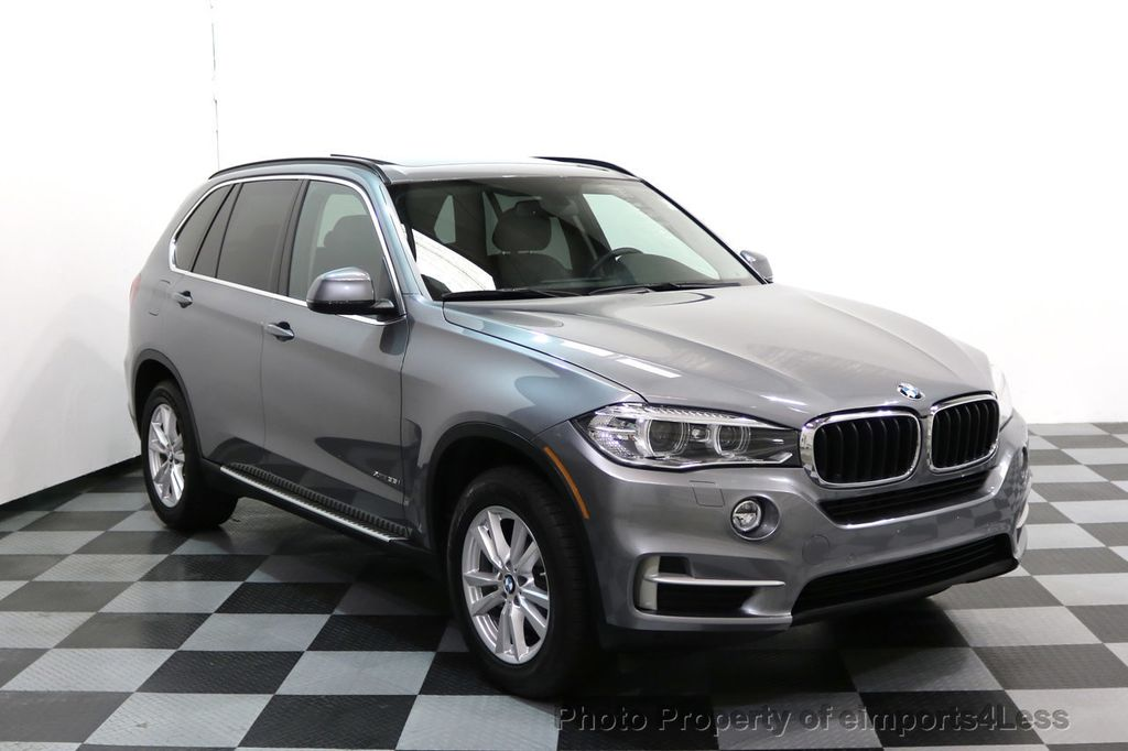 2015 BMW X5 CERTIFIED X5 xDRIVE35i AWD CAMERA NAVIGATION - 17401910 - 45