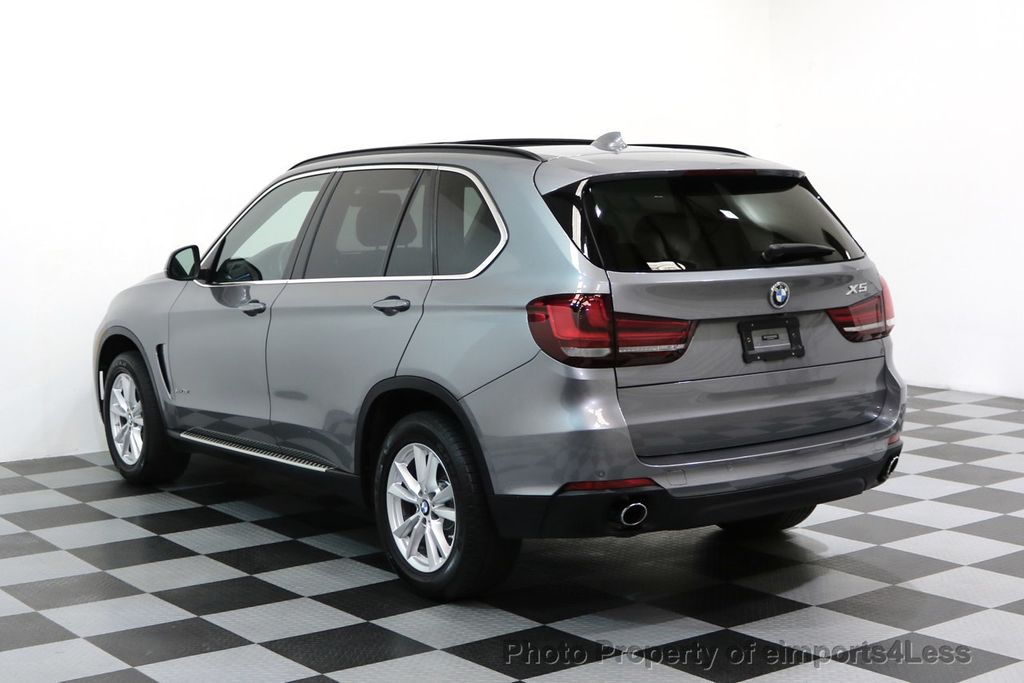 2015 BMW X5 CERTIFIED X5 xDRIVE35i AWD CAMERA NAVIGATION - 17401910 - 46