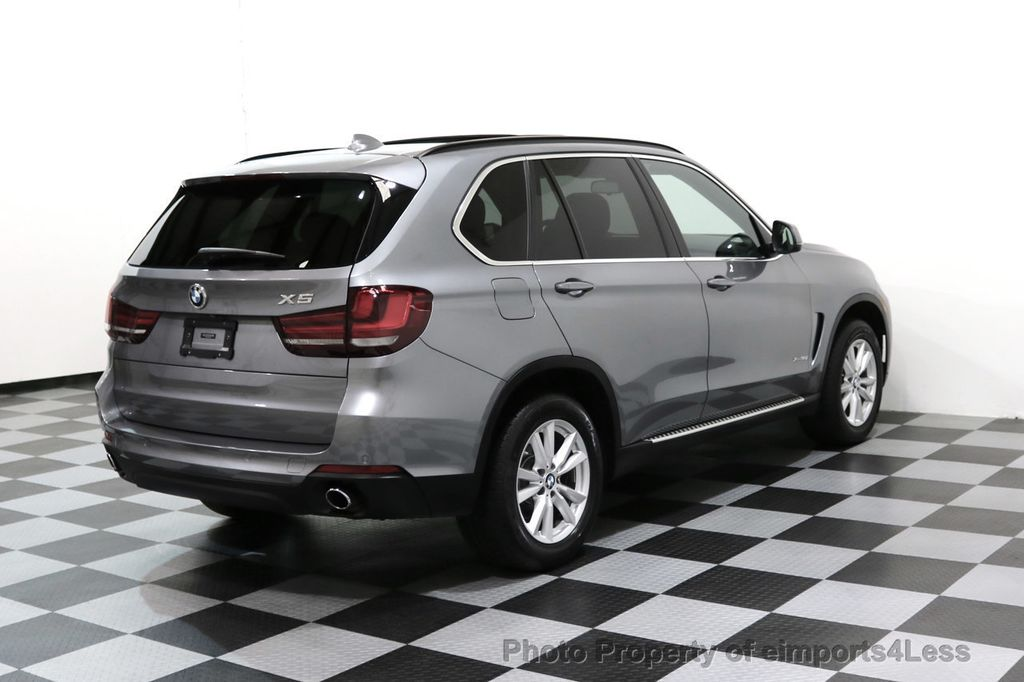 2015 BMW X5 CERTIFIED X5 xDRIVE35i AWD CAMERA NAVIGATION - 17401910 - 47