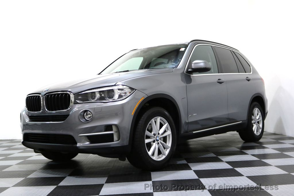 2015 BMW X5 CERTIFIED X5 xDRIVE35i AWD CAMERA NAVIGATION - 17401910 - 48