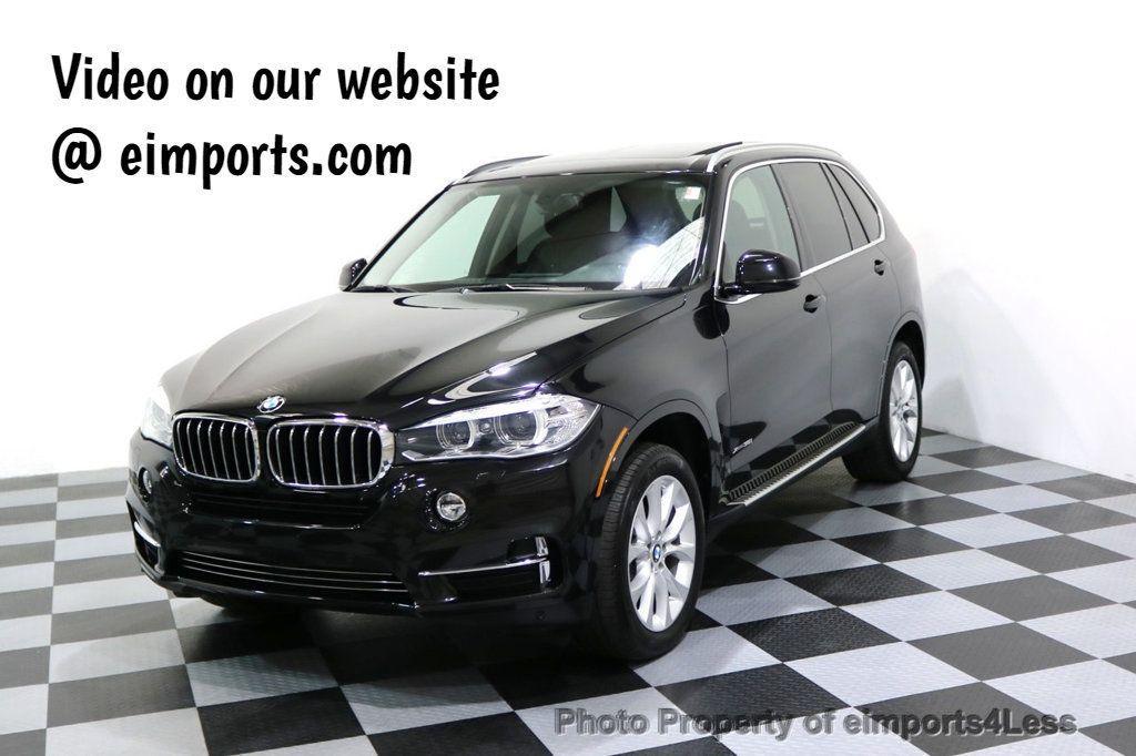 2015 BMW X5 CERTIFIED X5 xDRIVE35i AWD Luxury Line CAMERA NAVI - 17307937 - 0