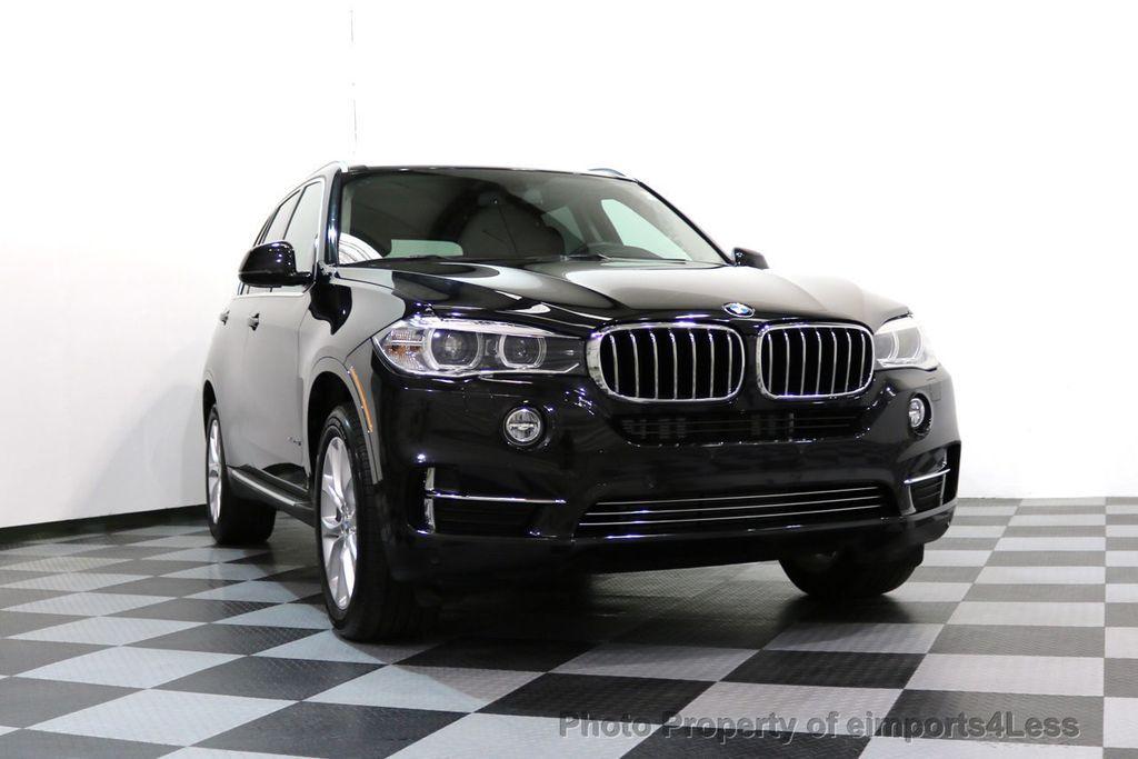 2015 BMW X5 CERTIFIED X5 xDRIVE35i AWD Luxury Line CAMERA NAVI - 17307937 - 15