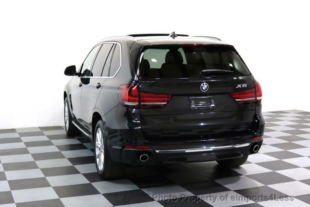 2015 BMW X5 CERTIFIED X5 xDRIVE35i AWD Luxury Line CAMERA NAVI - 17307937 - 16