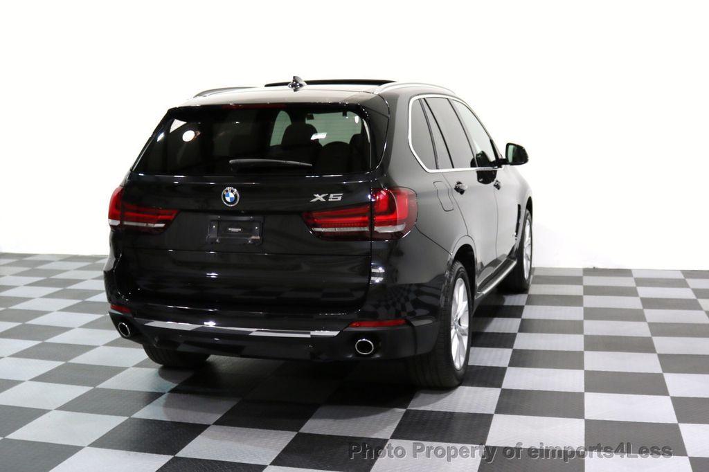 2015 BMW X5 CERTIFIED X5 xDRIVE35i AWD Luxury Line CAMERA NAVI - 17307937 - 18