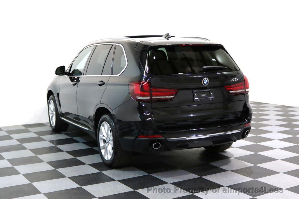 2015 BMW X5 CERTIFIED X5 xDRIVE35i AWD Luxury Line CAMERA NAVI - 17307937 - 2
