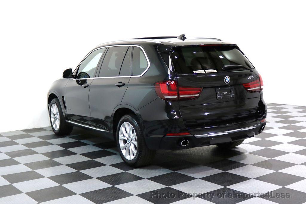 2015 BMW X5 CERTIFIED X5 xDRIVE35i AWD Luxury Line CAMERA NAVI - 17307937 - 30