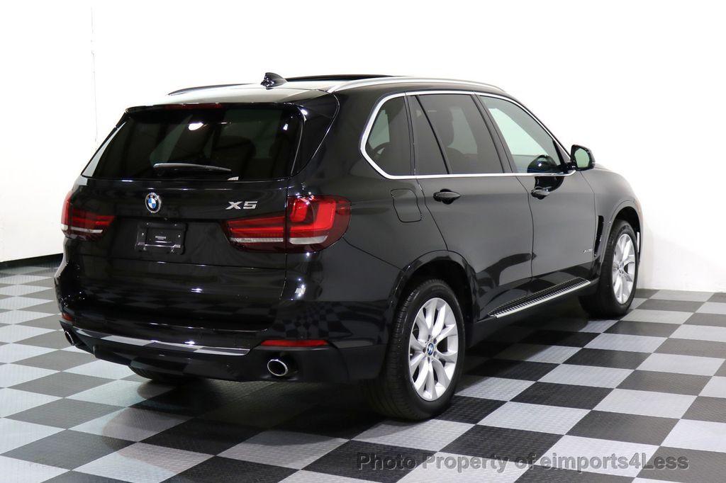 2015 BMW X5 CERTIFIED X5 xDRIVE35i AWD Luxury Line CAMERA NAVI - 17307937 - 3