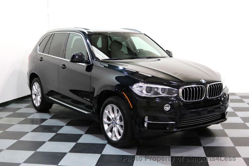 2015 BMW X5 CERTIFIED X5 xDRIVE35i AWD Luxury Line CAMERA NAVI - 17307937 - 44