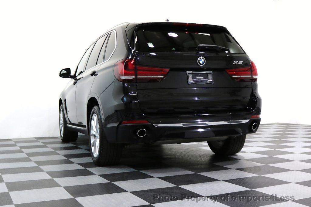 2015 BMW X5 CERTIFIED X5 xDRIVE35i AWD Luxury Line CAMERA NAVI - 17307937 - 45
