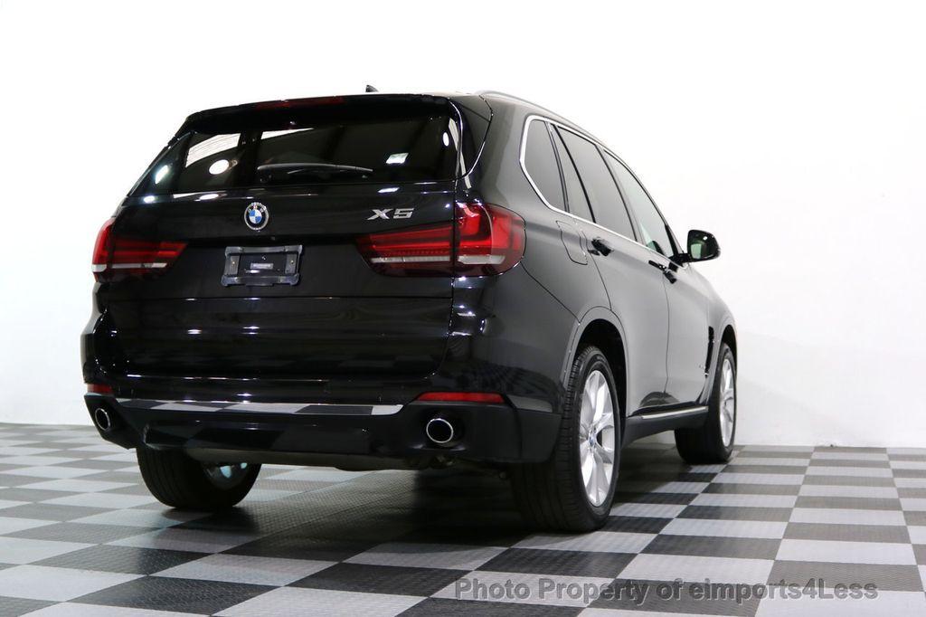 2015 BMW X5 CERTIFIED X5 xDRIVE35i AWD Luxury Line CAMERA NAVI - 17307937 - 46