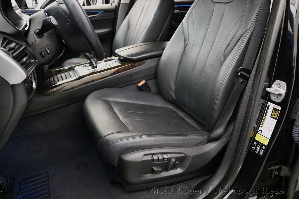 2015 BMW X5 CERTIFIED X5 xDRIVE35i AWD Luxury Line CAMERA NAVI - 17307937 - 49