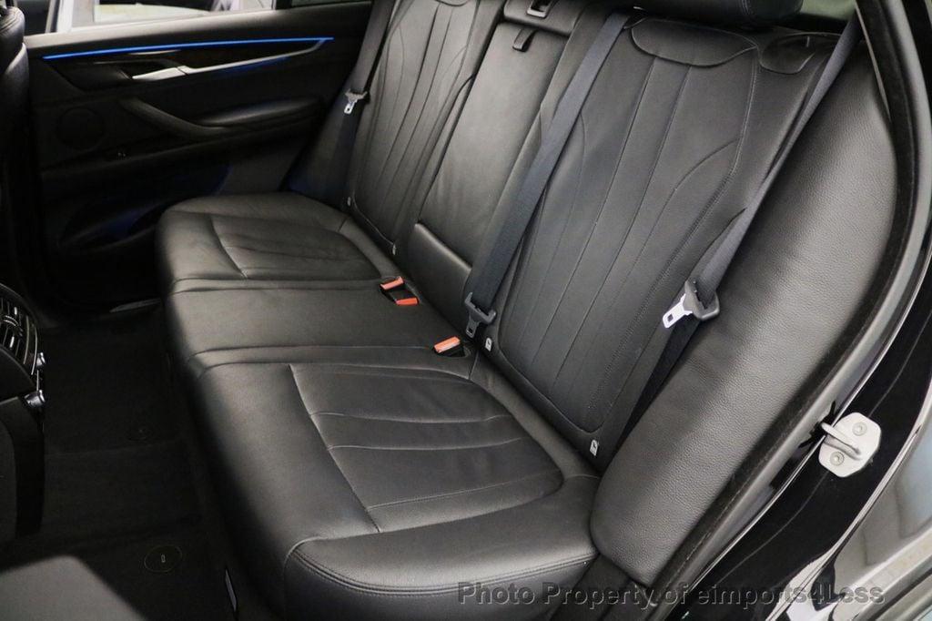 2015 BMW X5 CERTIFIED X5 xDRIVE35i AWD Luxury Line CAMERA NAVI - 17307937 - 51