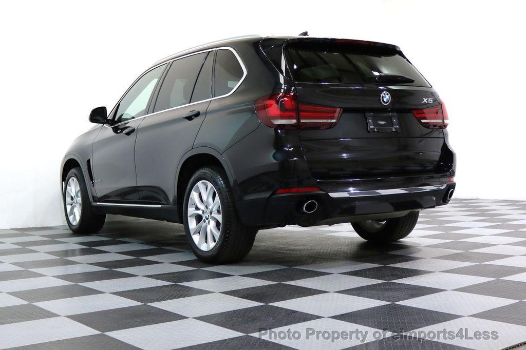 2015 BMW X5 CERTIFIED X5 xDRIVE35i AWD Luxury Line CAMERA NAVI - 17307937 - 54
