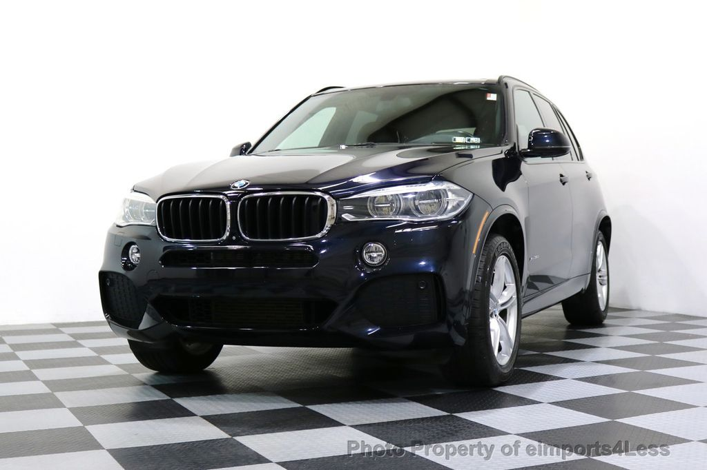 2015 BMW X5 CERTIFIED X5 xDRIVE35i AWD M Sport LED NIGHT VISION  - 17308039 - 14