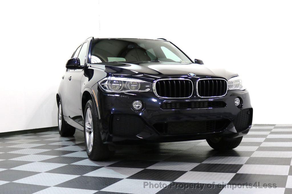 2015 BMW X5 CERTIFIED X5 xDRIVE35i AWD M Sport LED NIGHT VISION  - 17308039 - 15