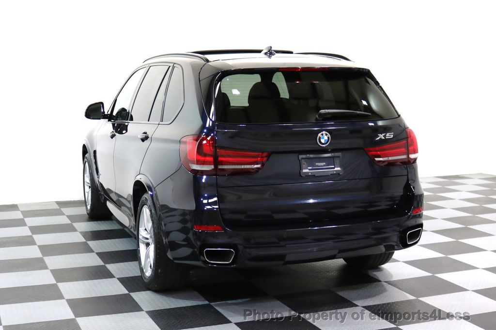 2015 BMW X5 CERTIFIED X5 xDRIVE35i AWD M Sport LED NIGHT VISION  - 17308039 - 16