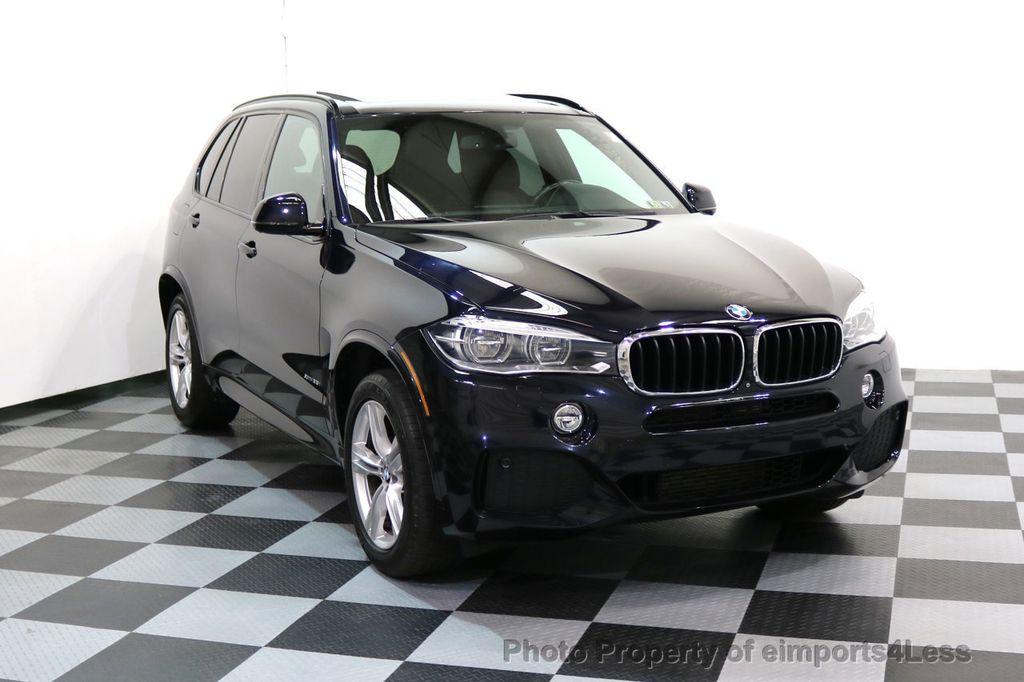 2015 BMW X5 CERTIFIED X5 xDRIVE35i AWD M Sport LED NIGHT VISION  - 17308039 - 1