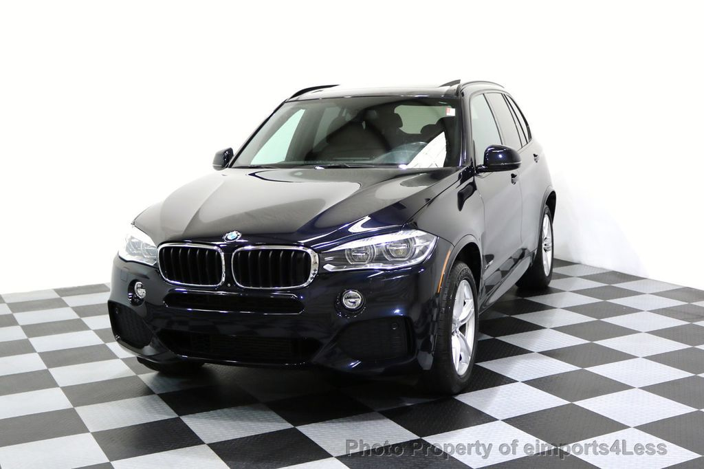 2015 BMW X5 CERTIFIED XDRIVE35i AWD M Sport LED NIGHT VISION