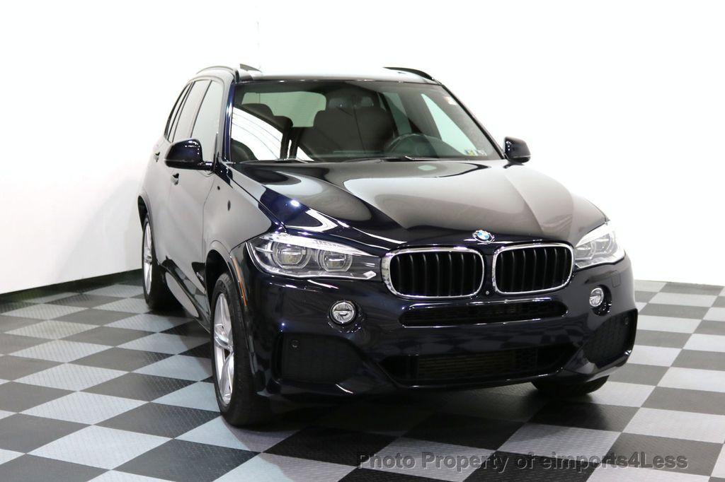 2015 BMW X5 CERTIFIED X5 xDRIVE35i AWD M Sport LED NIGHT VISION  - 17308039 - 29