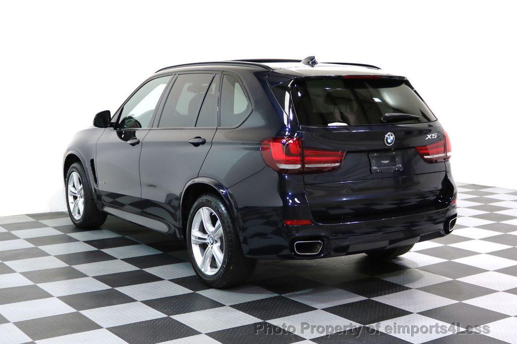 2015 BMW X5 CERTIFIED X5 xDRIVE35i AWD M Sport LED NIGHT VISION  - 17308039 - 30
