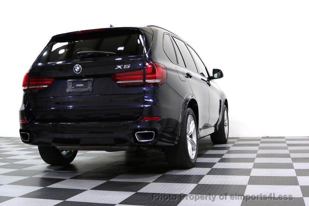 2015 BMW X5 CERTIFIED X5 xDRIVE35i AWD M Sport LED NIGHT VISION  - 17308039 - 44