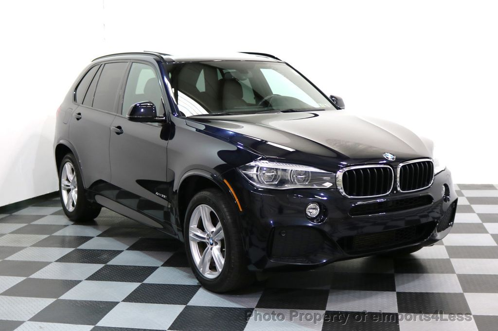 2015 BMW X5 CERTIFIED X5 xDRIVE35i AWD M Sport LED NIGHT VISION  - 17308039 - 50