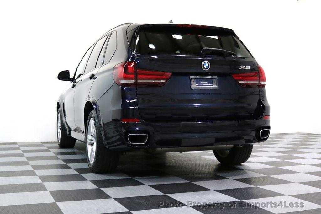 2015 BMW X5 CERTIFIED X5 xDRIVE35i AWD M Sport LED NIGHT VISION  - 17308039 - 51