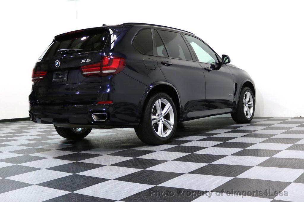 2015 BMW X5 CERTIFIED X5 xDRIVE35i AWD M Sport LED NIGHT VISION  - 17308039 - 52