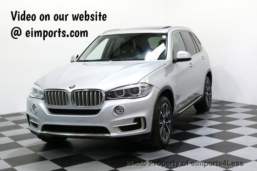 2015 BMW X5 CERTIFIED X5 xDRIVE35i AWD X-LINE CAMERA NAVI - 17425257 - 0
