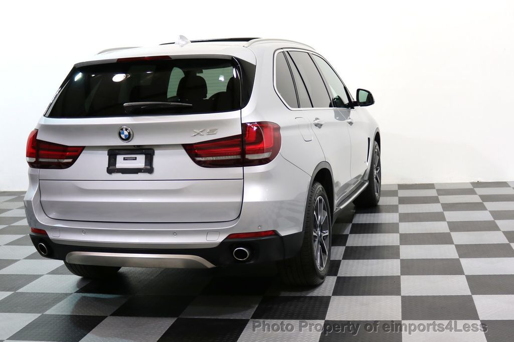 2015 BMW X5 CERTIFIED X5 xDRIVE35i AWD X-LINE CAMERA NAVI - 17425257 - 18