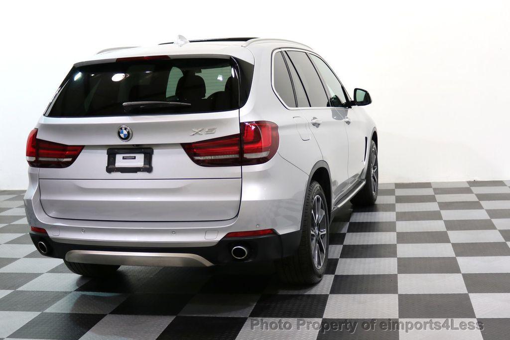 2015 BMW X5 CERTIFIED X5 xDRIVE35i AWD X-LINE CAMERA NAVI - 17425257 - 18
