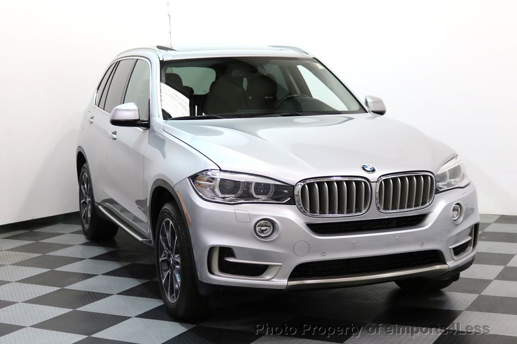 2015 BMW X5 CERTIFIED X5 xDRIVE35i AWD X-LINE CAMERA NAVI - 17425257 - 1