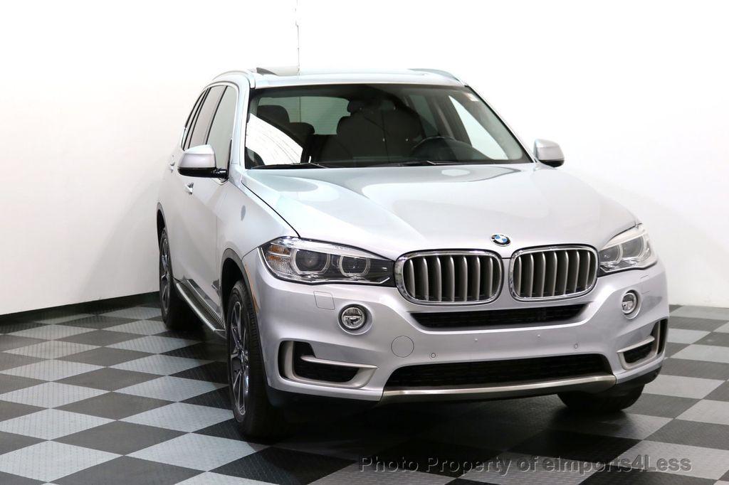 2015 BMW X5 CERTIFIED X5 xDRIVE35i AWD X-LINE CAMERA NAVI - 17425257 - 29