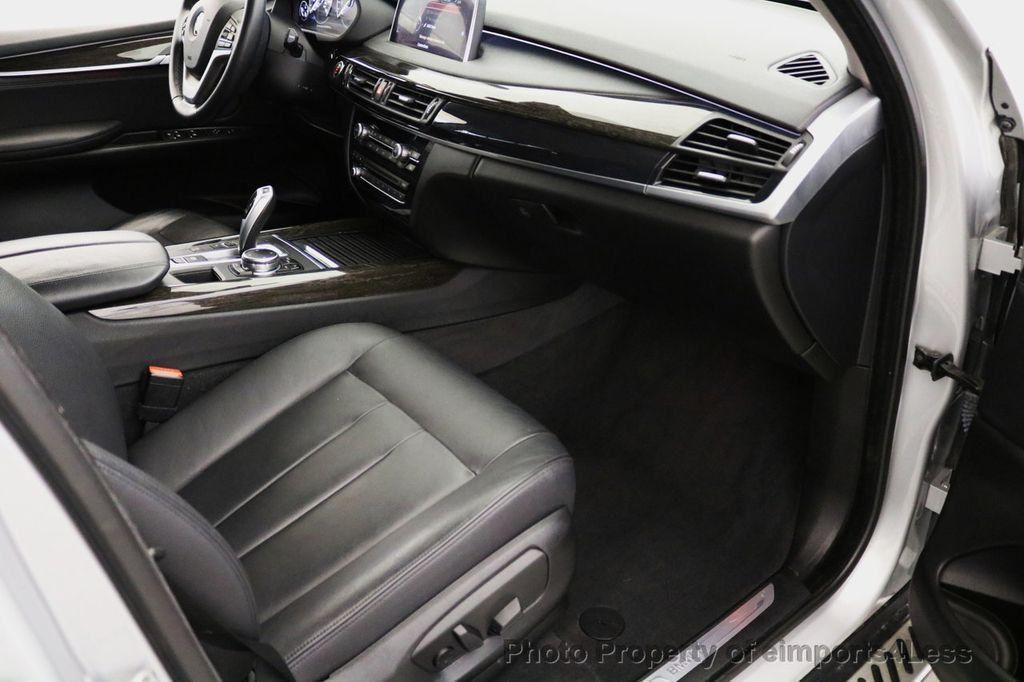 2015 BMW X5 CERTIFIED X5 xDRIVE35i AWD X-LINE CAMERA NAVI - 17425257 - 35
